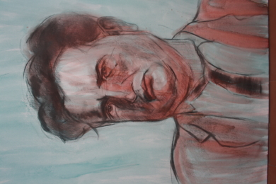 Brendan|DibujodeOliverPlehn-Artist| Compra arte en Flecha.es