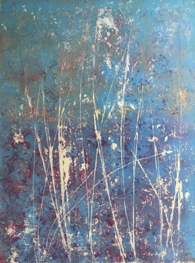Juncos|PinturadeEnric Correa| Compra arte en Flecha.es