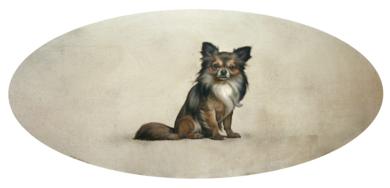 S-dog|PinturadeEnrique González| Compra arte en Flecha.es
