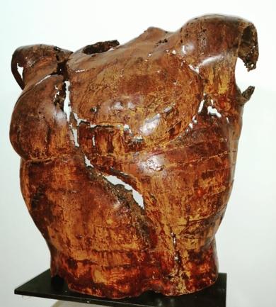 ULISES|EsculturadePablo Rebollo Pérez| Compra arte en Flecha.es