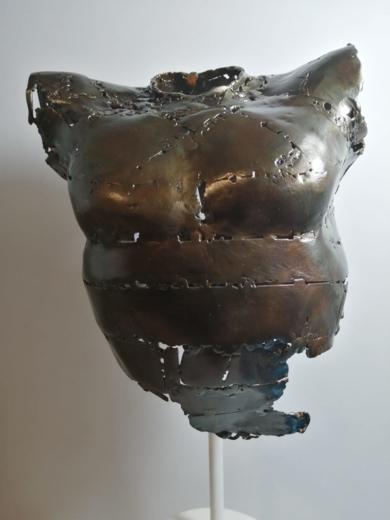 AGAMENON IV|EsculturadePablo Rebollo Pérez| Compra arte en Flecha.es