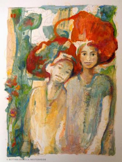 ROOTS|Obra gráficadeBettina Rebecca Westerheide| Compra arte en Flecha.es