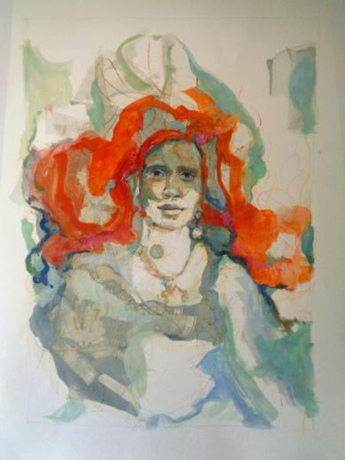 SEVEN|Obra gráficadeBettina Rebecca Westerheide| Compra arte en Flecha.es