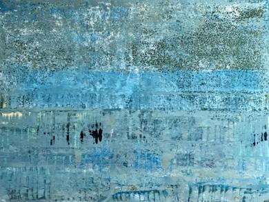 Pintura estival III|PinturadeEnric Correa| Compra arte en Flecha.es