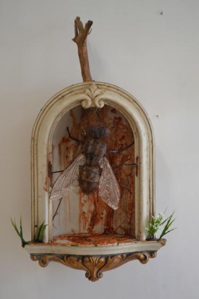 Ruins of our Pettiness (Holy Shit)|EsculturadeJoan Priego| Compra arte en Flecha.es