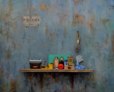 MECANO|PinturadeLUIS    GOMEZ    MACPHERSON| Compra arte en Flecha.es