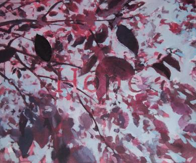 Red hope|PinturadeMarta Cuezva Porras| Compra arte en Flecha.es