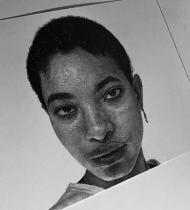 Willow Smith|DibujodeFabriizzzio| Compra arte en Flecha.es