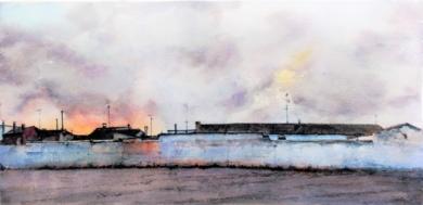 Resplandor|PinturadeLuis Imedio| Compra arte en Flecha.es