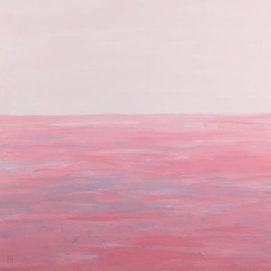 Mar rosa|PinturadeAna Patitú| Compra arte en Flecha.es