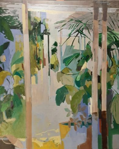 Ventanal|PinturadeCarolina Veramendi B| Compra arte en Flecha.es