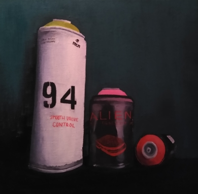 Bodegón de calle|DibujodeTxina Tequis| Compra arte en Flecha.es