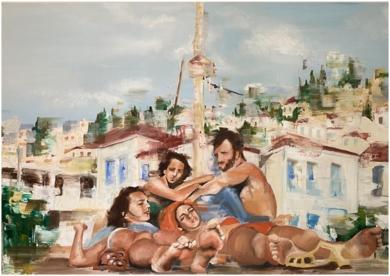 Memoria di un tempo passato|PinturadeFederica| Compra arte en Flecha.es