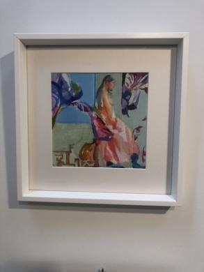 Composición figura 1|CollagedeAna Alcaraz| Compra arte en Flecha.es