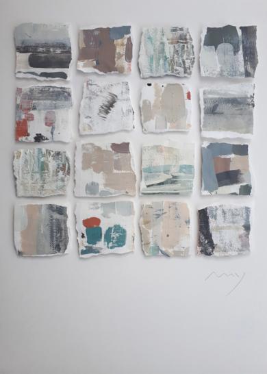 Secuencias II|CollagedeMay Pérez| Compra arte en Flecha.es