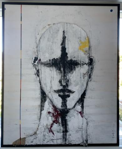 ENCUENTRO DE IDENTIDAD|DibujodeLuis Granda| Compra arte en Flecha.es
