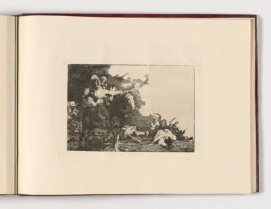 Los Desastres. No se convienen (Estampa 17)|Obra gráficadeFrancisco de Goya y Lucientes| Compra arte en Flecha.es