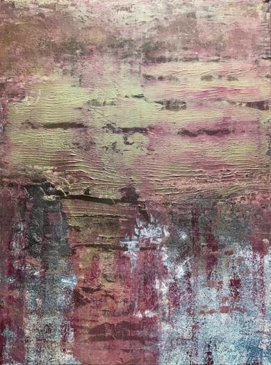 Pintura abstracta (homenaje a Gerhard Richter)|PinturadeEnric Correa| Compra arte en Flecha.es