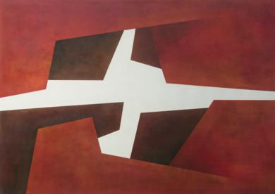 Atardecer en el monte Sinaí|PinturadeJESUS DEL PESO| Compra arte en Flecha.es