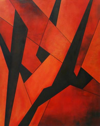 Cygnus|PinturadeJESUS DEL PESO| Compra arte en Flecha.es