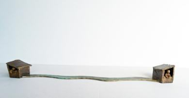 Camino nº 4|EsculturadeAna Valenciano| Compra arte en Flecha.es