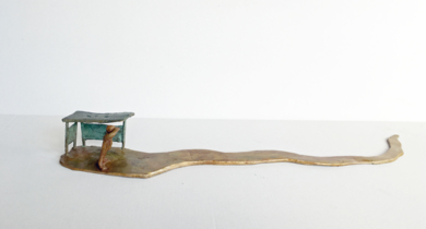 Camino nº 5|EsculturadeAna Valenciano| Compra arte en Flecha.es