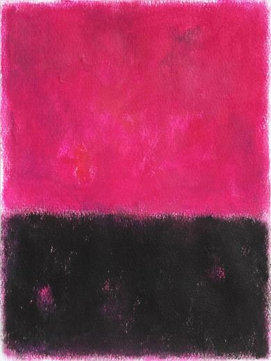 Pink and black|PinturadeLuis Medina| Compra arte en Flecha.es