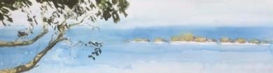 Mediterránea|PinturadeIñigo Lizarraga| Compra arte en Flecha.es