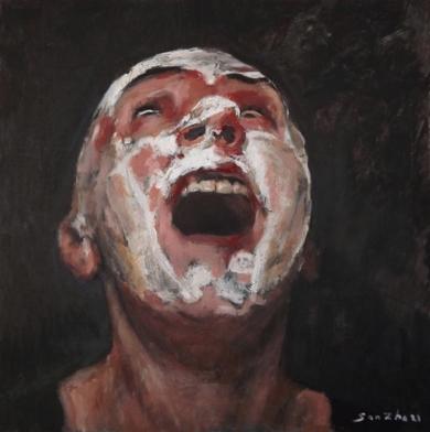 El mana|PinturadeGonzho| Compra arte en Flecha.es