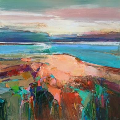 Awakening In The Dunes|PinturadeMagdalena Morey| Compra arte en Flecha.es