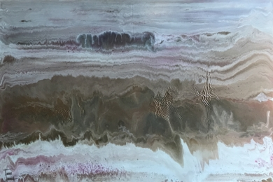 New color field painting|PinturadeEnric Correa| Compra arte en Flecha.es