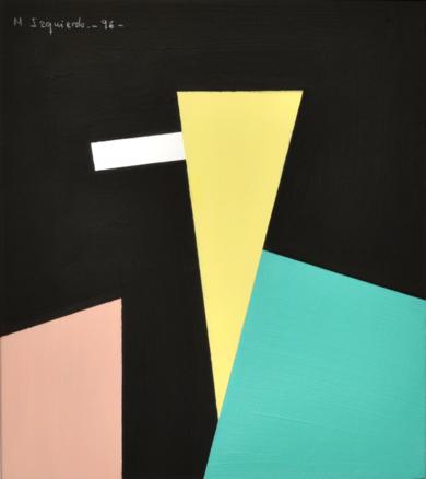 Composición 101|PinturadeManuel Izquierdo| Compra arte en Flecha.es