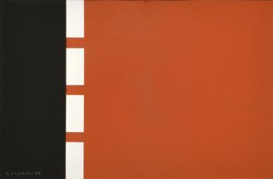 Composición 162|PinturadeManuel Izquierdo| Compra arte en Flecha.es