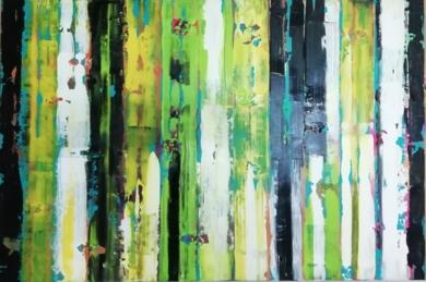 Athena 3|PinturadeFrancisco Santos| Compra arte en Flecha.es