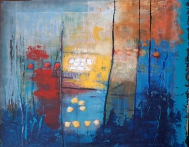 REFLEJOS|PinturadeBARBAC| Compra arte en Flecha.es