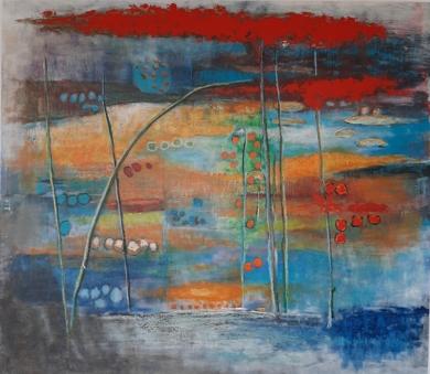 REFLEXIÓN|PinturadeBARBAC| Compra arte en Flecha.es