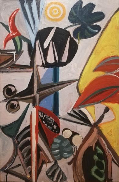LA CASITA DEL ERMITAÑO|PinturadeEnrique Porta| Compra arte en Flecha.es