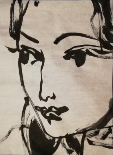 SIN TÍTULO|DibujodeEnrique Porta| Compra arte en Flecha.es