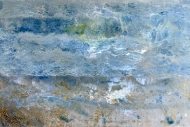 Sky|PinturadeEnric Correa| Compra arte en Flecha.es