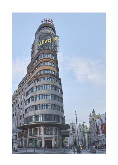 Edificio Capitol|DigitaldeIván Abanades Medina| Compra arte en Flecha.es