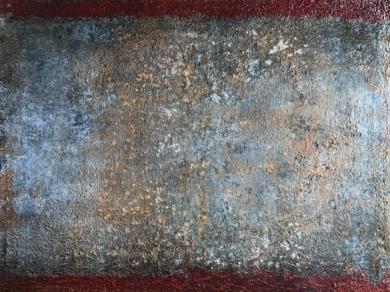 Abstracción matérica|PinturadeEnric Correa| Compra arte en Flecha.es
