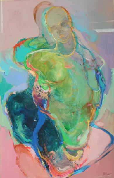 Spring Equinox 1|PinturadeMagdalena Morey| Compra arte en Flecha.es