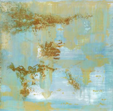 Meditación XII|PinturadeMaria San Martin| Compra arte en Flecha.es
