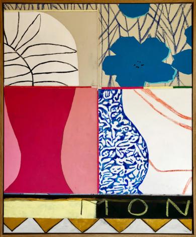Floral Arrangement n.15|PinturadeNadia Jaber| Compra arte en Flecha.es