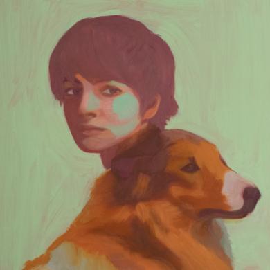 Dos de Cinco|PinturadeIrene Marzo| Compra arte en Flecha.es
