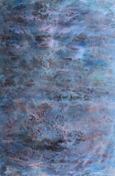 Celestial|PinturadeEnric Correa| Compra arte en Flecha.es