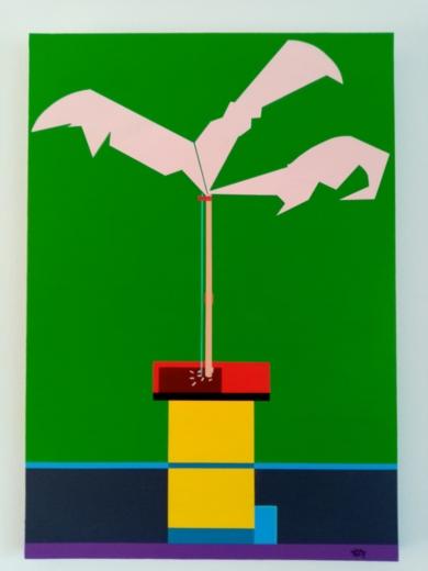 Paz / Paix|dePhilip Verhoeven| Compra arte en Flecha.es