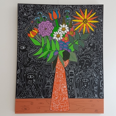Ramo / Bouquet|dePhilip Verhoeven| Compra arte en Flecha.es
