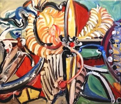 VERBENA|PinturadeEnrique Porta| Compra arte en Flecha.es