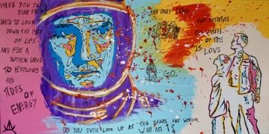 Director's Notes: Interstellar|PinturadeAlvaro Linares Cuadrado| Compra arte en Flecha.es
